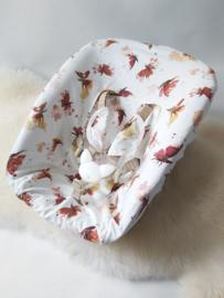 Butterfly newbornhoes oud