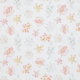 Swaddle colorpaint flowers