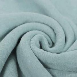 Bloomer badstof zeegroen/blauw