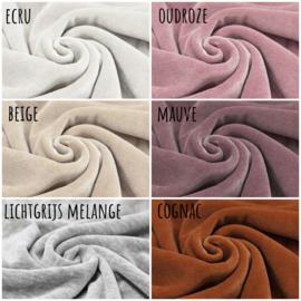 Maxi Cosi dekje velours kleur naar keuze