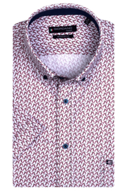 Shirt Giordano Korte mouw