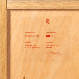 Nieuw geproduceerd dressoir U-453 van Jiri Jiroutek