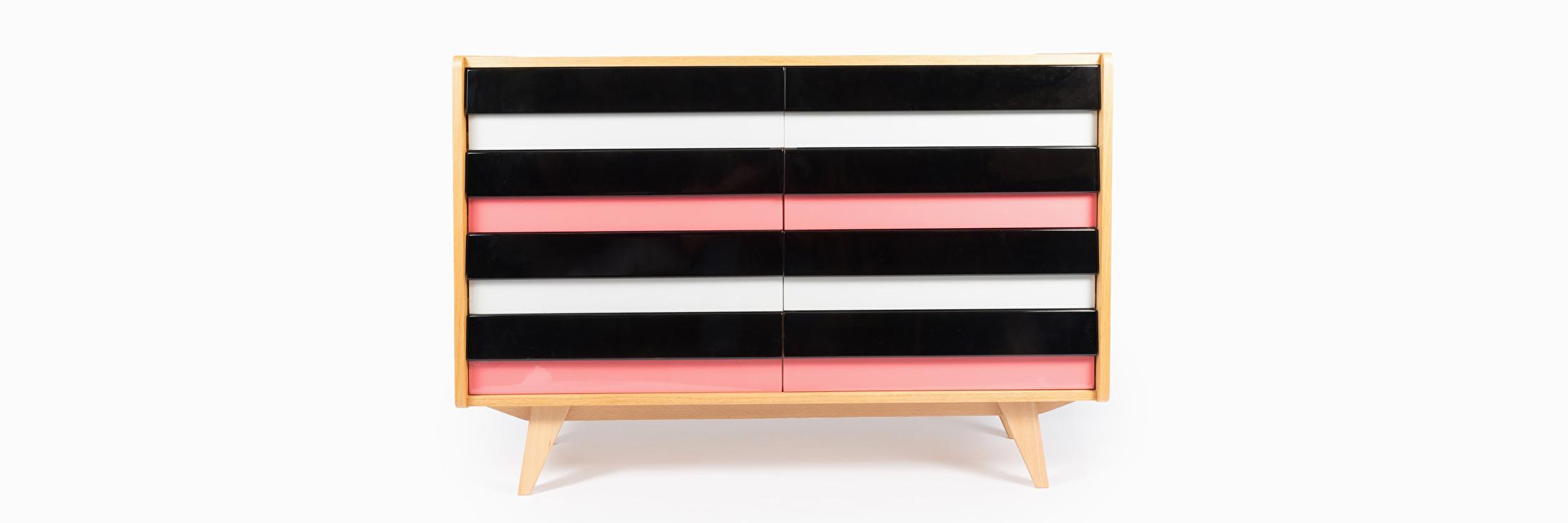 Vintage-Designs-sideboard-dressoir-ladekast-U-450-Jiroutek-Interier-Praha
