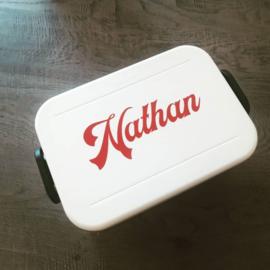 Sticker lunchtrommel