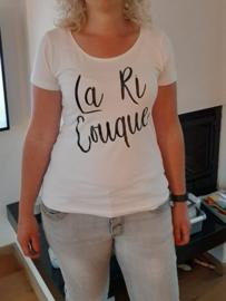 T-shirtLa ri couque
