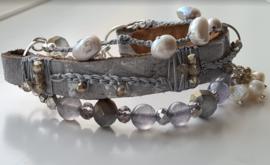 Shamballa  Kristal Parel Armband