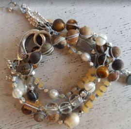 Shamballa Wikkel-Armband