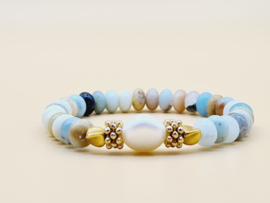 "Unisex ""Happy Pearl"" Armband"