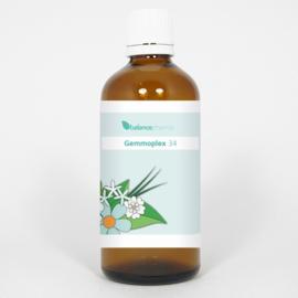 BalancePharma Gemmoplex 34 Parasieten