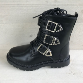 Stoere gesp boots kids (31-36)