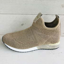 Lastrada mid high knitted sneaker