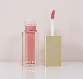 High shine lipgloss: BLUSH