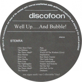 Diverse Artiesten - Well Up ... And Bubble