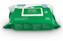 Clinell soft swipes 100 stuks