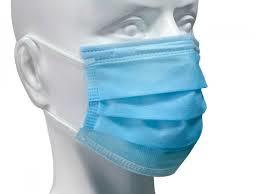 Chirurgische mondmasker 50 stuks