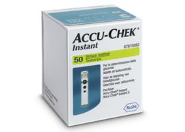 Accu-Chek Instant Teststrips 50 Stuks