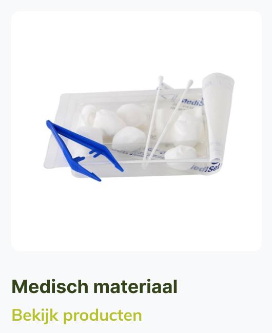 Zorgmarkt.be-medisch-materiaal