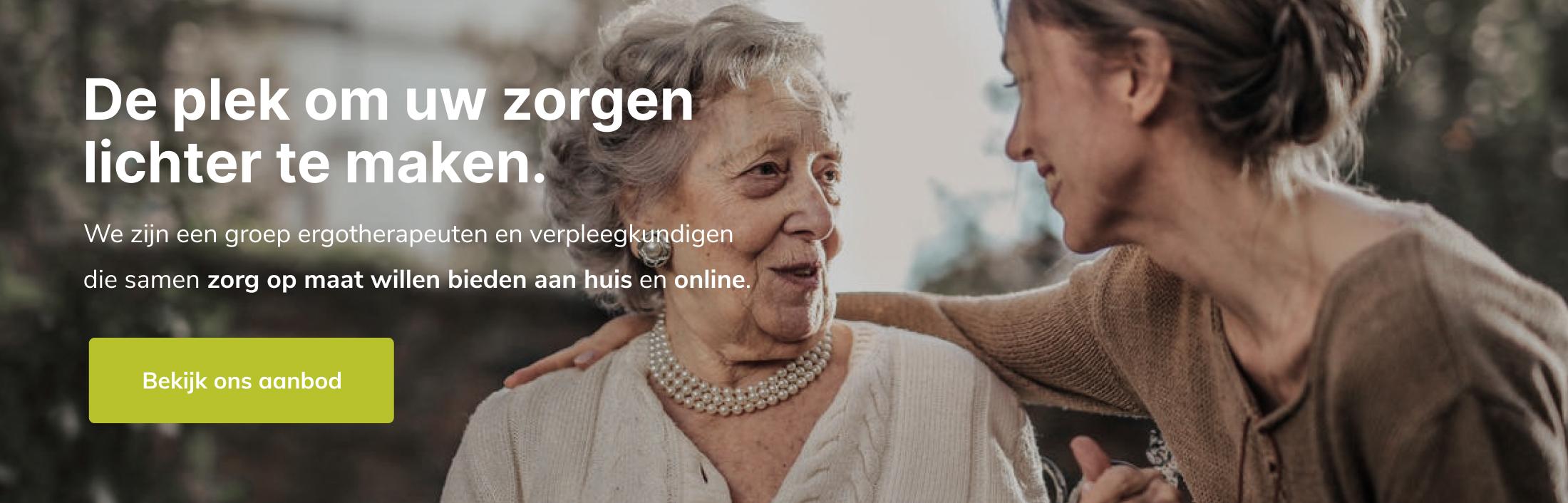 Zorgmarkt.be webshop