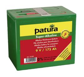 Super alkaline batterij 9V, vanaf 55 Ah