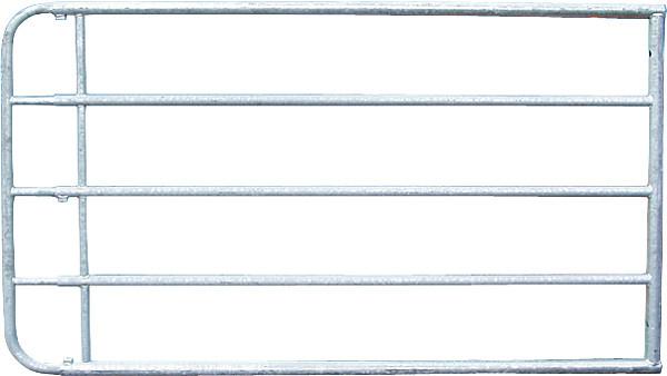 Weiderasterpoort, verstelbaar, hoogte 1,10 meter