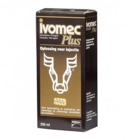 Ivomec Plus injectie 200 ml