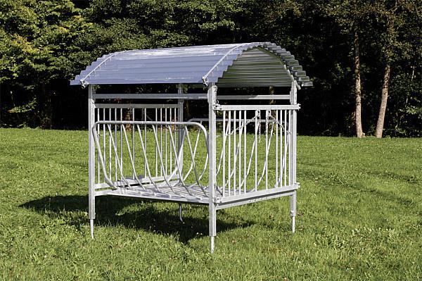 Vierkante Ruif, met/zonder dak