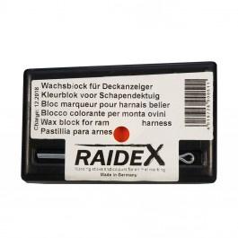 Kleurblok metaal Raidex