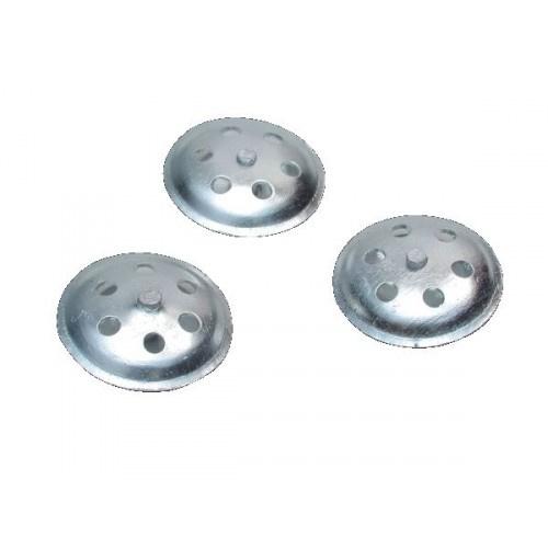 Terugslagklep aluminium voor lambar-speen bruin