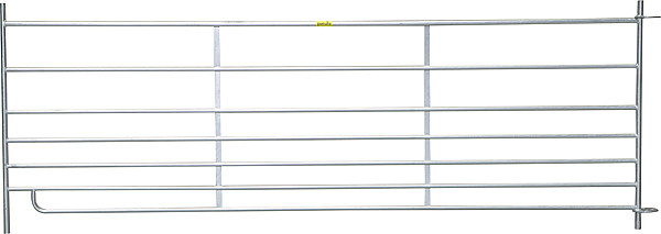 Steekfix hek 92 cm hoog, 2,75 m lang