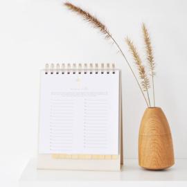 Kalender Natuur Bloem