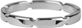 Ring Elegant String Steel