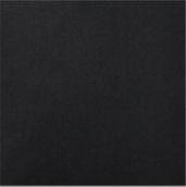 Kussen zwart