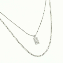 Ketting 2-laags