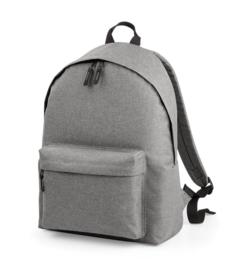 Two tone fashion backpack