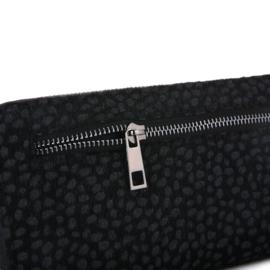 Wallet mixed prints