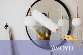 Pak jij een voorjaarsschoonmaak gestructureerd aan?