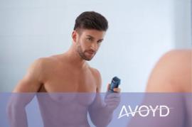 Scheerbultjes en huidirritatie zijn verleden tijd met Avoyd