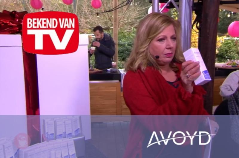 Avoyd bekend van tv: koffietijd!