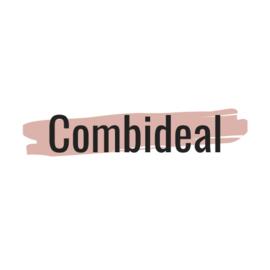 Combi Deal (Grote Canvas tas + mondkapje voor het goede doel)
