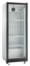 Flessenkoelkast | glasdeur koelkast  1 glasdeur 202 Liter