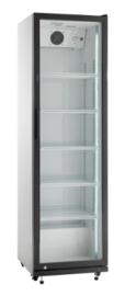 Glasdeur koelkast 394 Liter