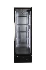 Barkoeler | Barkoeling hoog model met glasdeur 293 Liter