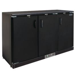 Barkoelkast | Onderbouw koeling  met blinde deuren 273 flessen