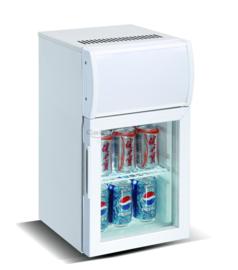 Mini Glasdeurkoelkast 20 Liter