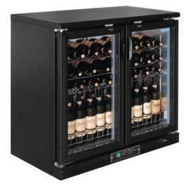 Wijnkoelkast | Wijnklimaatkast 2 deuren