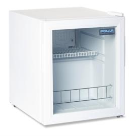 tafelmodel display koeling 46ltr