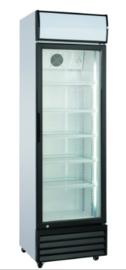 Flessenkoeling |  Glasdeur koelkast 338 Liter