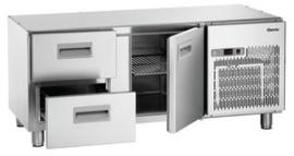 Onderbouw-koelwerkbank Hoog 625 mm