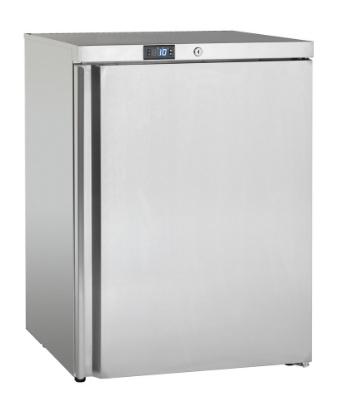RVS Mini koelkast 145 Liter