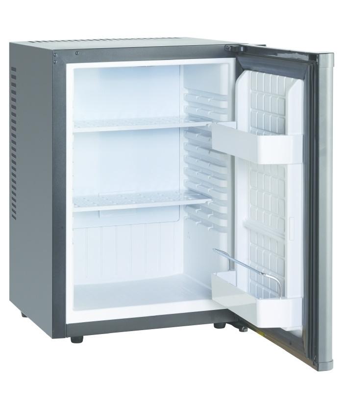 Geluidsarme koelkast Inhoud 40 liter